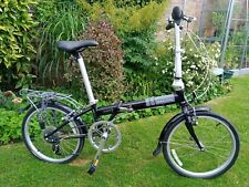 dahon 4130 chromoly superlight folding bike