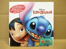 Cartoon Lilo & Stitch OST Elvis Presley F4 Wynonna A*Teen Asia CD + VCD FCS8347