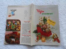 Figi's CATALOG GIFTS IN GOOD TASTE 1982