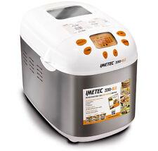 IMETEC Zero-Glu è la Macchina per il Pane senza Glutine 7815 con Ricettario