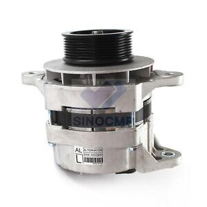 Generator Alternator (24V 60A) 300901-00034 30090100034 For DOOSAN Excavator