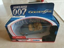 "Corgi James Bond Ultimate Collection ""Goldeneye"" BMW Z3 Rare"