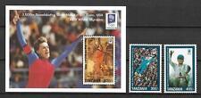 Tanzania - Olympic Games 1994 / Sport - Block + Set - VF MNH **  (A3100)