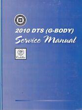 2010 Cadillac Dts DeVille Service Repair Shop Manual-3 Volume Book Set Gmp10Ks(Fits: Cadillac)
