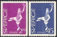 Sweden 1967 World Handball Championships/Sports/Games 2v set coil (n43555)