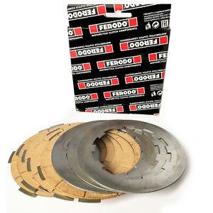 Lambretta DL 125, 150, 200 TV175 Ferodo Clutch Friction & Steel Plates Kit / Set