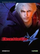 New, Devil May Cry 4: The Official Future Press Strategy Guide, Future Press, Bo