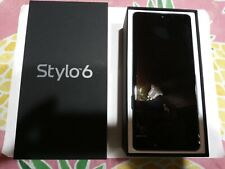 New listing Lg Stylo 6 64Gb White (Sim not included)Open Box New Will work Metro by T-mobile