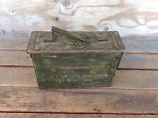 Metal Ammo Box for sale | eBay