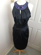 Star by Julien Macdonald  black dress size 16 UK