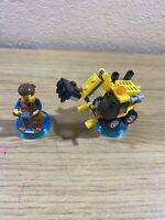 Genuine LEGO Dimensions LEGO Movie Emmet 71212 Figure Set
