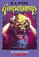 The Haunted Mask (Goosebumps Series) by R.L. Stine, Good Book