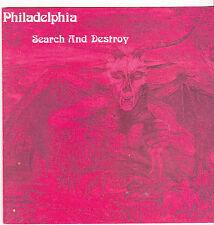 PHILADELPHIA - SEARCH & DESTROY (*NEW-CD, 2000, Magdalene) Xian Metal bonus trax