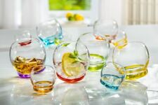 Bohemia Crazy Schnapsgläser Likörglas 60 ml mehrfarbig 6er Set