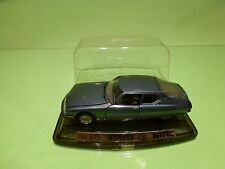 AUTO PILEN 375 CITROEN SM ARTEC - METALLIC BLUE 1:43  - GOOD CONDITION  IN BOX