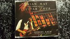 Brian May with Carmine Appice's Guitar Zeus / Nobody Knew - Maxi CD - RAR