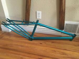 "ELF DOUBLE CROSS 24"" BMX CRUISER FRAME"