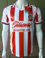 LIGA MX CLUB DEPORTIVO CHIVAS LOCAL HOME JERSEY 2021 LA NUEVA