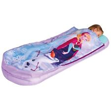 DISNEY FROZEN JUNIOR READY BED - SLEEPOVER SOLUTION SLEEPING BAG READYBED NEW