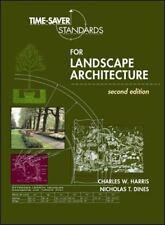 Time-Saver Standards for Landscape Architecture Int'L Edition