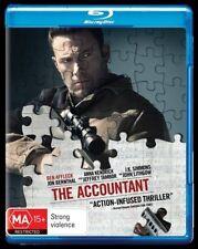 The Accountant (Blu-ray, 2017)