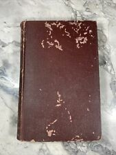 "1955 Antique Science Book ""Medical Laboratory Technology"""