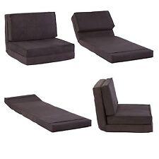 Lit d'invités fauteuil-lit Matelas pliable Canapé pour dormir ENFANTS FAUTEUIL