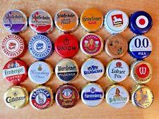 Germany 24 bottle set caps beer cerveza kronkorken tops craft