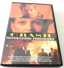 CRASH TRANSAZIONE PERICOLOSA FILM DVD ITALIANO VENDITA SPED GRATIS SU +ACQUISTI