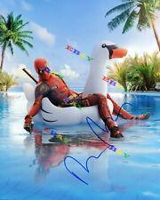 Ryan Reynolds Deadpool  Autographed Signed 8x10 Photo Reprint