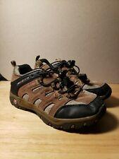 SWISS GEAR Kids Hiking Shoes, Brown, Size 2 EUC