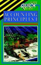 Accounting Principles I (Cliffs Quick Review) by Minbiole, Elizabeth A