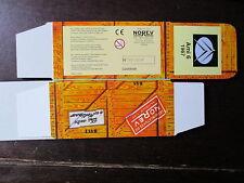 BOITE VIDE NOREV    CITROEN AMI 6 1967 EMPTY BOX CAJA VACCIA