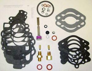 Carter BB Rebuild Kit Chrysler, DeSoto, Dodge & Plymouth