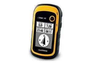 Garmin eTrex 10 Outdoor GPS Receiver