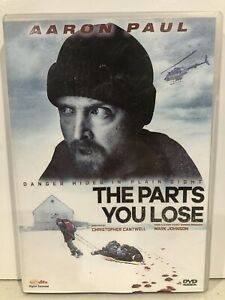 The Parts You Lose  (DVD, R1) Aaron Paul