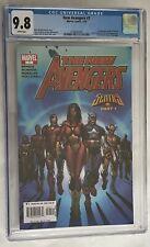 New Avengers #7 (2005) Key 1st Appearance Illuminati CGC 9.8 Sentry Wrecker