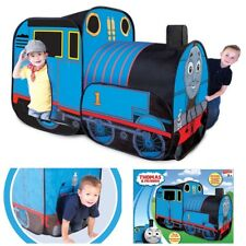 Boys play tent playhouse kids train Thomas pop up tunnel indoor outdoor gym fun  sc 1 st  eBay & Tents Tunnels u0026 Playhuts in Character Family:Thomas u0026 Friends | eBay