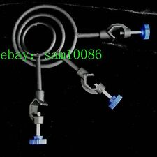 Iron Metal Support Ring Dia50mm 65mm 85mm Lab Stand Base With Jackscrew