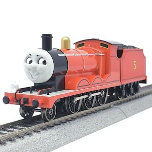 Bachmann - James the Red Engine with moving eyes - HO Thomas & Friends 58743