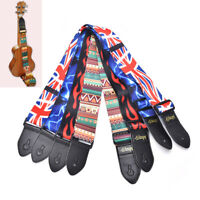 Adjustable Guitar Straps For Electric Acoustic Guitar Belt Guitar PartsBLIS