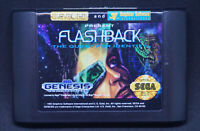 flashback sega genesis game