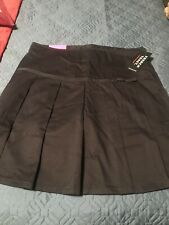 French Toast Girls School Uniform Skirt Skort Size 16 In Navy New With Tags