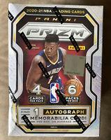 2020-21 Panini Prizm NBA Basketball Blaster Box - In Hand - Factory Sealed 🔥