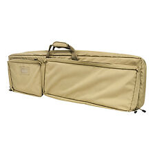 VISM by NcStar Double Rifle Case/Tan-CVDR2914T