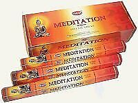 Hem Incense Sticks Meditation Bulk 120 Stick for Cleansing Spiritual Blessings