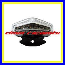 Fanale posteriore Stop a Led DUCATI HYPERMOTARD 796 1100 bianco trasparente