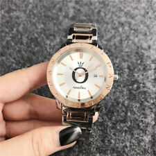 2019 New Pandoras Fashion Watch Crystal Stainless Steel Quartz Watch Men Women