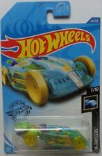 2020 Hot Wheels X-RACERS 7/10 Pedal De Metal 42/250 (Clear Blue Version)