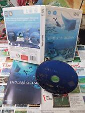 Nintendo Wii:Endless Ocean [TOP & 1ERE EDITION] Fr